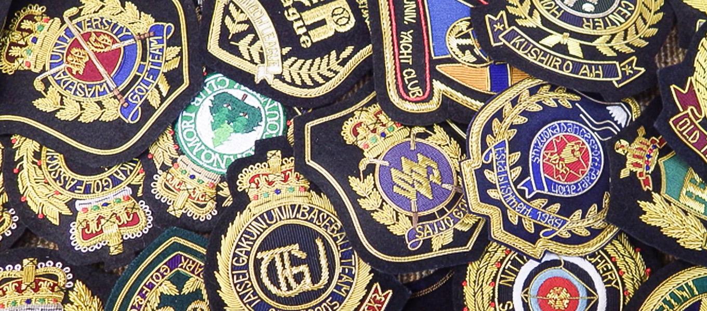 Production Workshop Wappen & Emblem